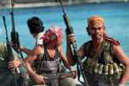 Yushchenko calls on EU and NATO to fight with pirates