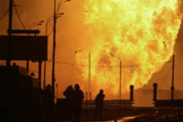 Moscow suffered from gas explosion