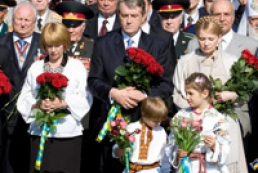Officials congratulated veterans on Victory Day