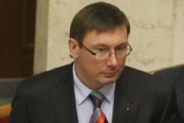 Lutsenko asks for resignation