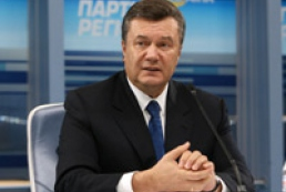 Yanukovych expects report from coalition