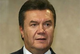 Yanukovych threatens to break the VRU session
