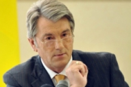 Yushchenko promised not to place NATO bases in Ukraine