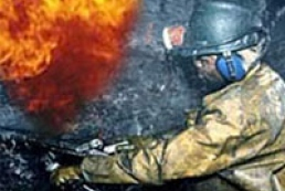 Mine in Luhansk is in fire: 208 miners are in trap