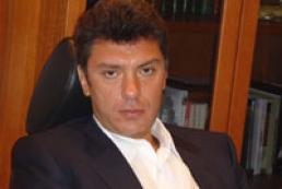 Nemtsov: Russia isn't up to war with Ukraine