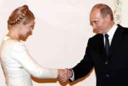 Tymoshenko and Putin held telephone talk