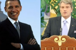 Yushchenko wants to warn Obama about Russia