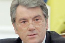 Yushchenko optimistic about NATO