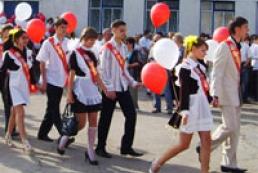 There will be no school graduates in 2012 in Ukraine
