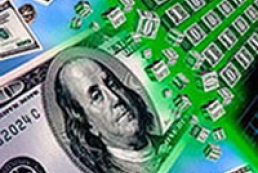 Foreign currency rate falling down