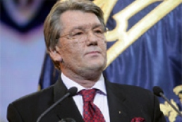 Yushchenko says will win presidential election despite low rating