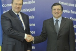 Yanukovych confirms Ukraine's European integration, but interested in good relations with Russia as well