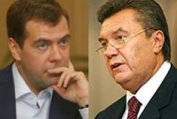 Russian, Ukrainian presidents to meet next week for gas talks