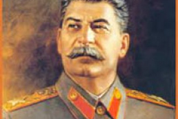 Ukrainian communists collect funds to restore Stalin statue