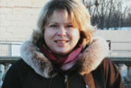 Gaddafi's Ukrainian nurse back home and stays silent