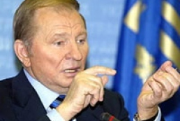 Prosecutors allow Kuchma to visit Moscow for Gagarin flight anniversary