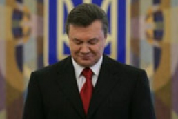 Yanukovych honored Nazi concentration camps victims