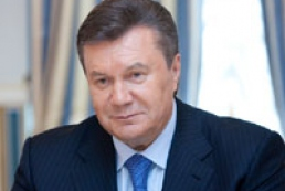 President tells Bloomberg about Ukraine's European integration, relations with Russia