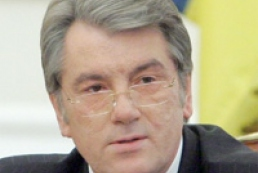 Ex-president Yushchenko points to power's errors