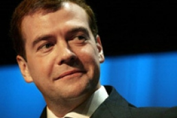 Medvedev hopes Ukraine will honor gas deal with Russia