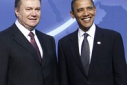 Obama waiting Yanukovych for Nuclear Summit