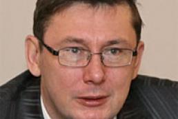 'Sneaking freaks' left Lutsenko in custody