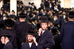 30 thousand Hasidic Jews arriving in Ukraine
