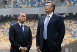 President: EURO-2012 will become a holiday for millions of fans