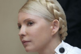 Tymoshenko escorted from the court