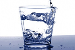 Minister: Drinking water quality in Ukraine corresponds to the norms