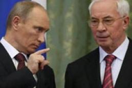 Azarov told Putin Ukraine will look into Customs Union proposition