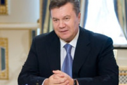Yanukovych: We are pulling the country out from abyss