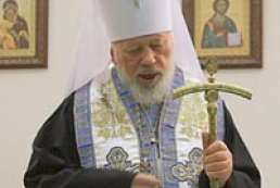 Kyiv metropolitan Volodymyr hospitalized in critical condition
