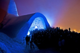 Ice-house to be opened in Lviv for Christmas