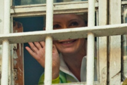 Ukrainian activists barred from greeting jailed Tymoshenko on New Year