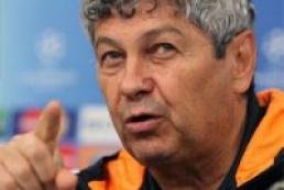 Ukraine's Shakhtar Coach Lucescu awaits discharge from hospital