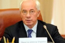 Azarov charged governors to keep records of homeless people