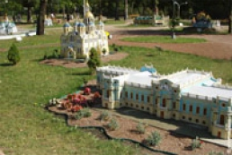 Park of sights in miniature to be opened in Crimea