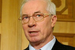 PM Azarov hopes for Russian common sense