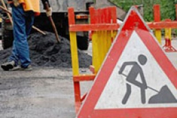Ukrainian roads will be repaired by May 1