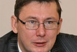 Lutsenko has been brought back to prison after extensive medical examination