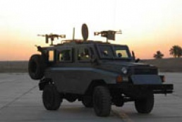 Ukraine, Kazakhstan sign $150 mln armored vehicle deal