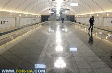 By summer Kyiv metro will speak English
