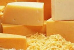 First batches of Ukrainian cheese arrived in Russia