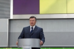 Yanukovych: Ukraine done its best to prepare for Euro at a decent level