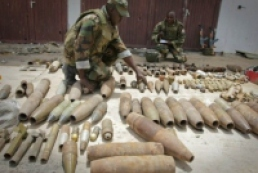 Germany to partially finance disposal of ammunition in Ukraine