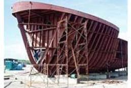 Ukraine needs benefits to revive shipbuilding