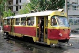Blast in a tram injures 9 people in Dnipropetrovsk