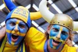 11 thousand Swedish fans to march along Kyiv today