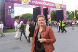 Opening of Euro-2012 in Warsaw: Festively and calmly